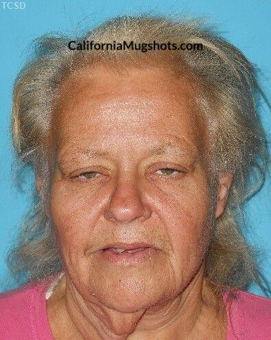 Marianne Lee Borelli arrested in Tuolumne County,CA