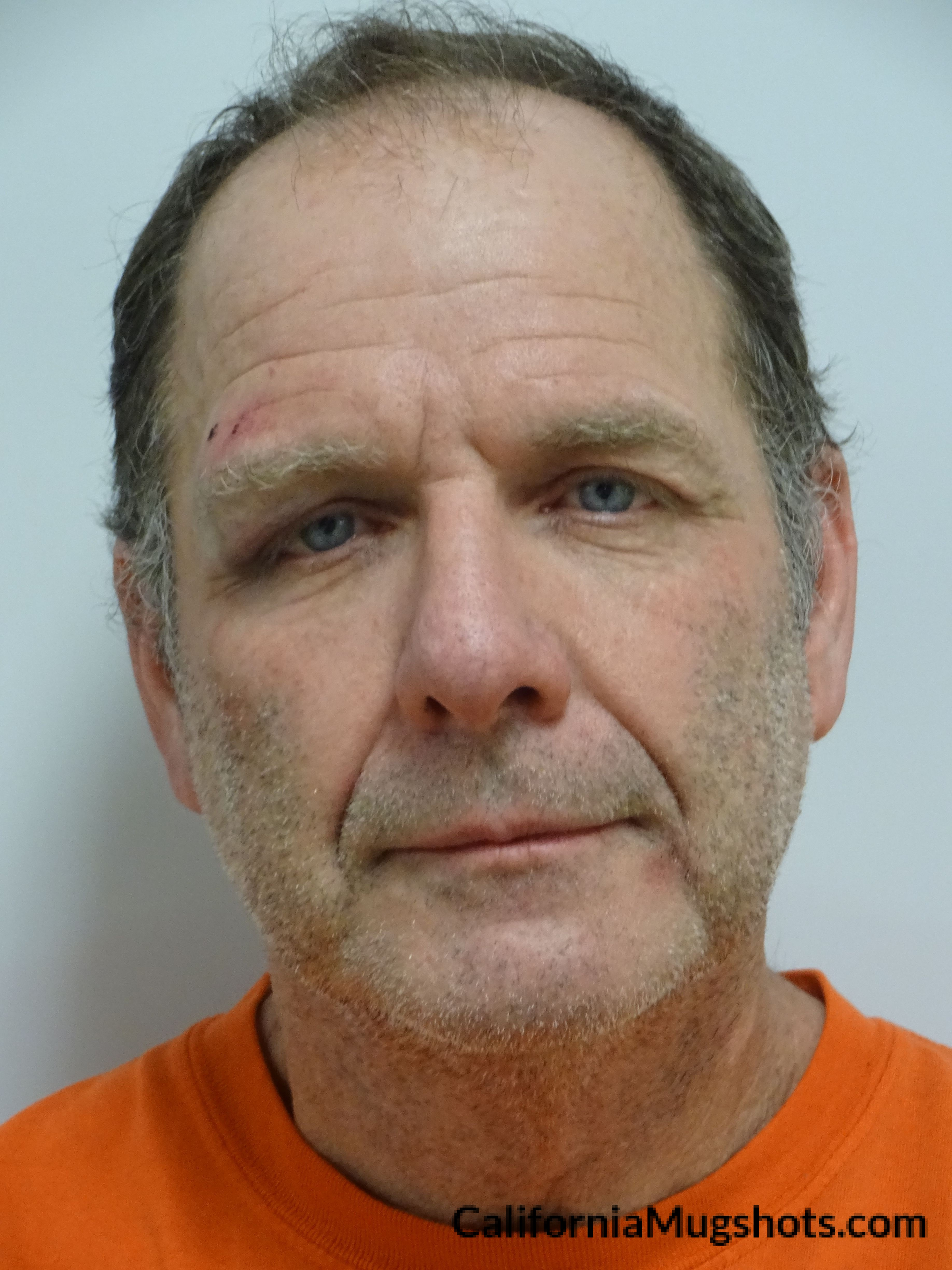 Donald Terry Evans arrested in Lake County,CA