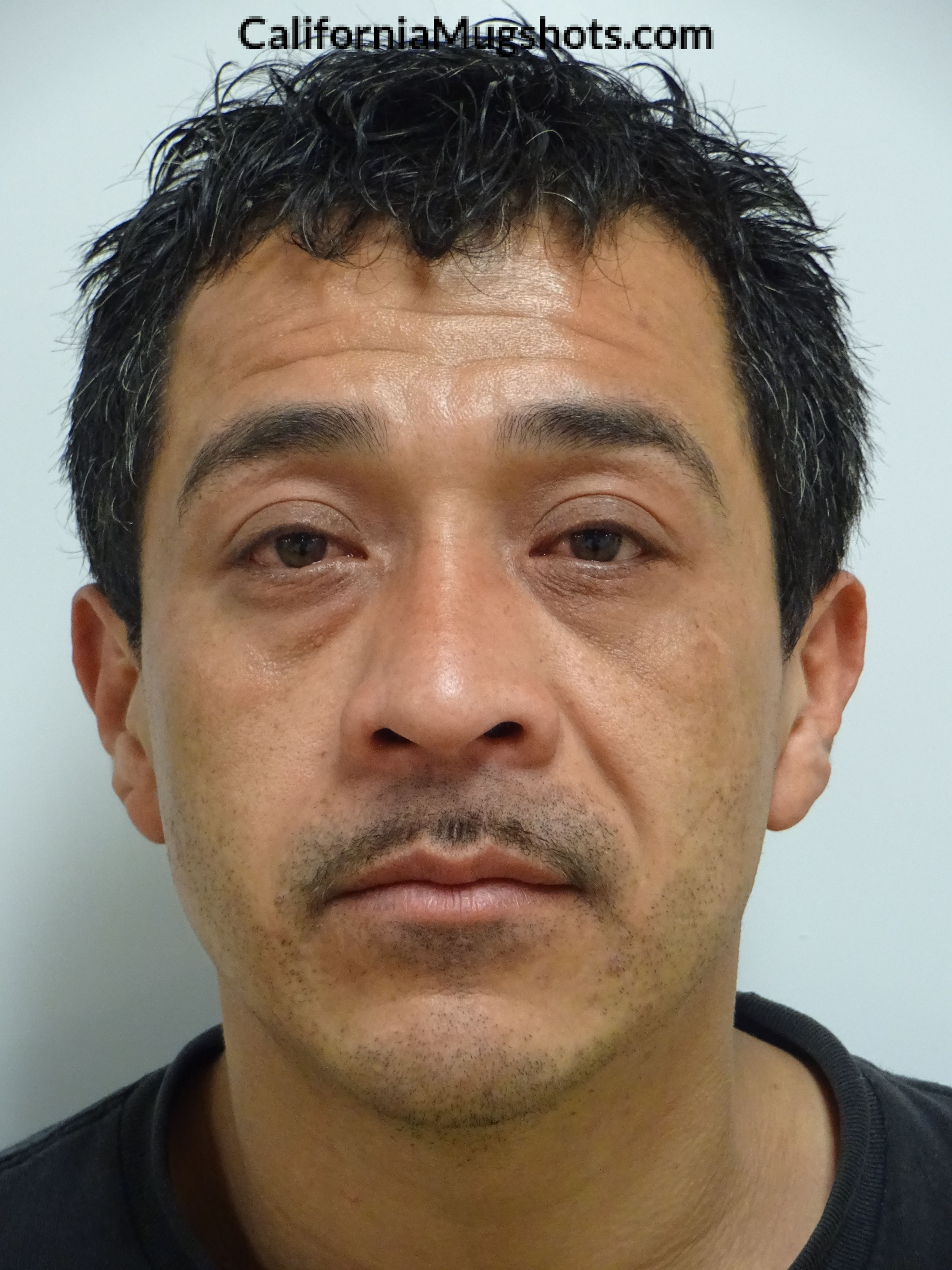 Jose Guadalupe Orozcohuerta arrested in Lake County,CA