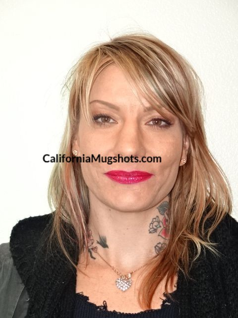 Laura Emily Lind arrested in Lake County,CA