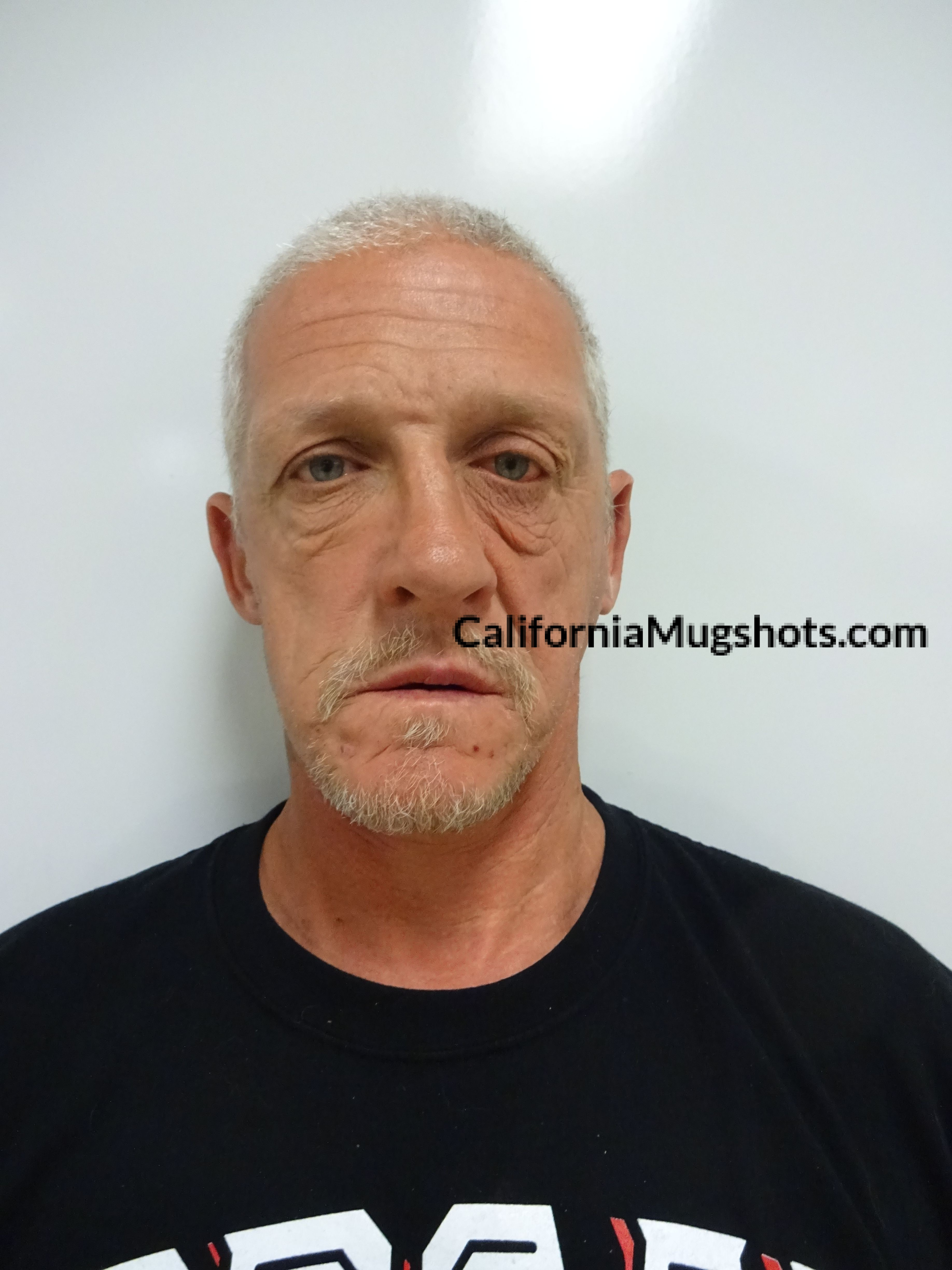 Larry Andrew Pitts arrested in Lake County,CA