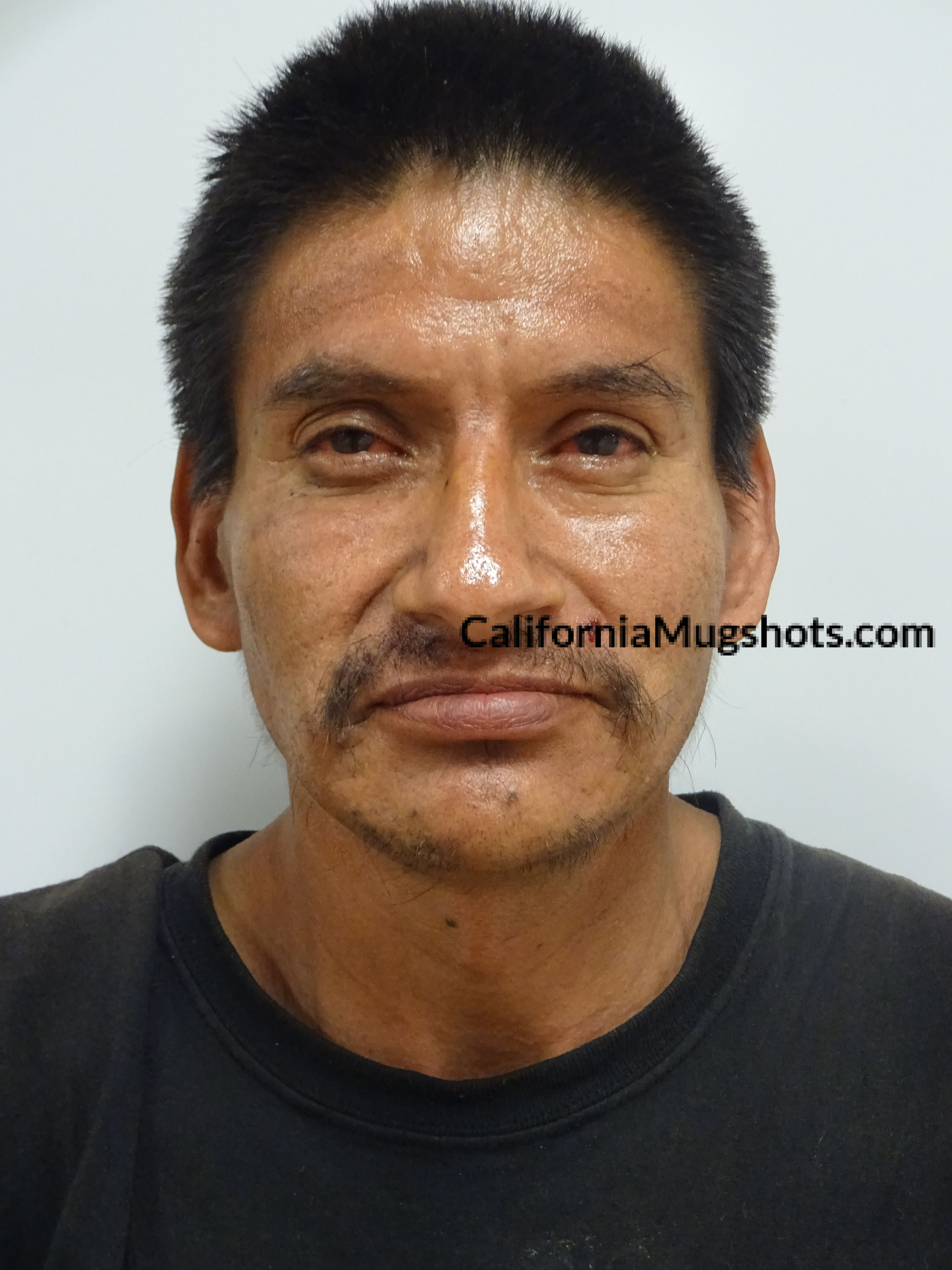 Johnnie Perez arrested in Lake County,CA
