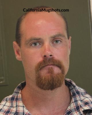 Justin David Reeves arrested in Tehama County,CA