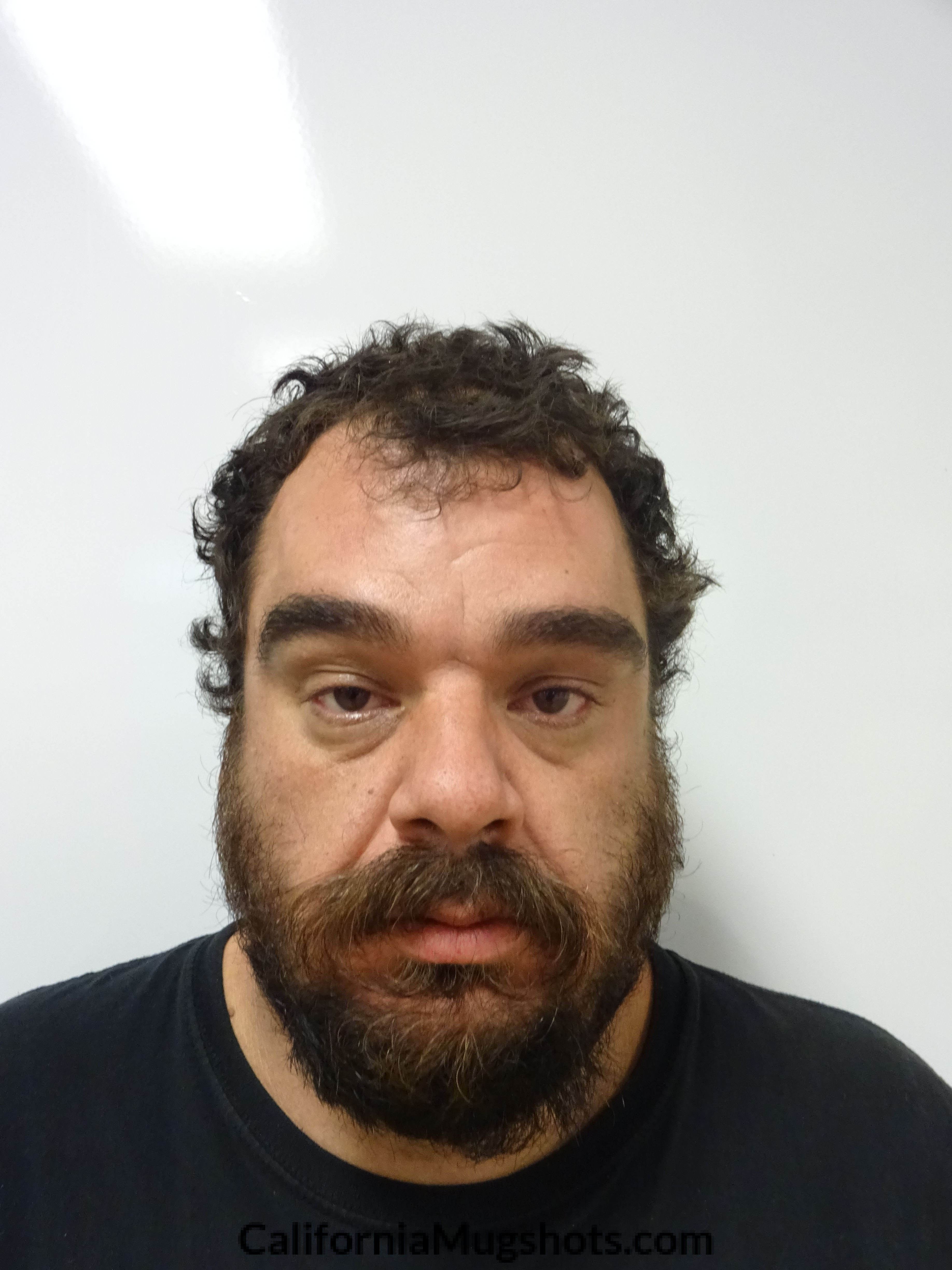 Julius Christopher Chioni arrested in Lake County,CA