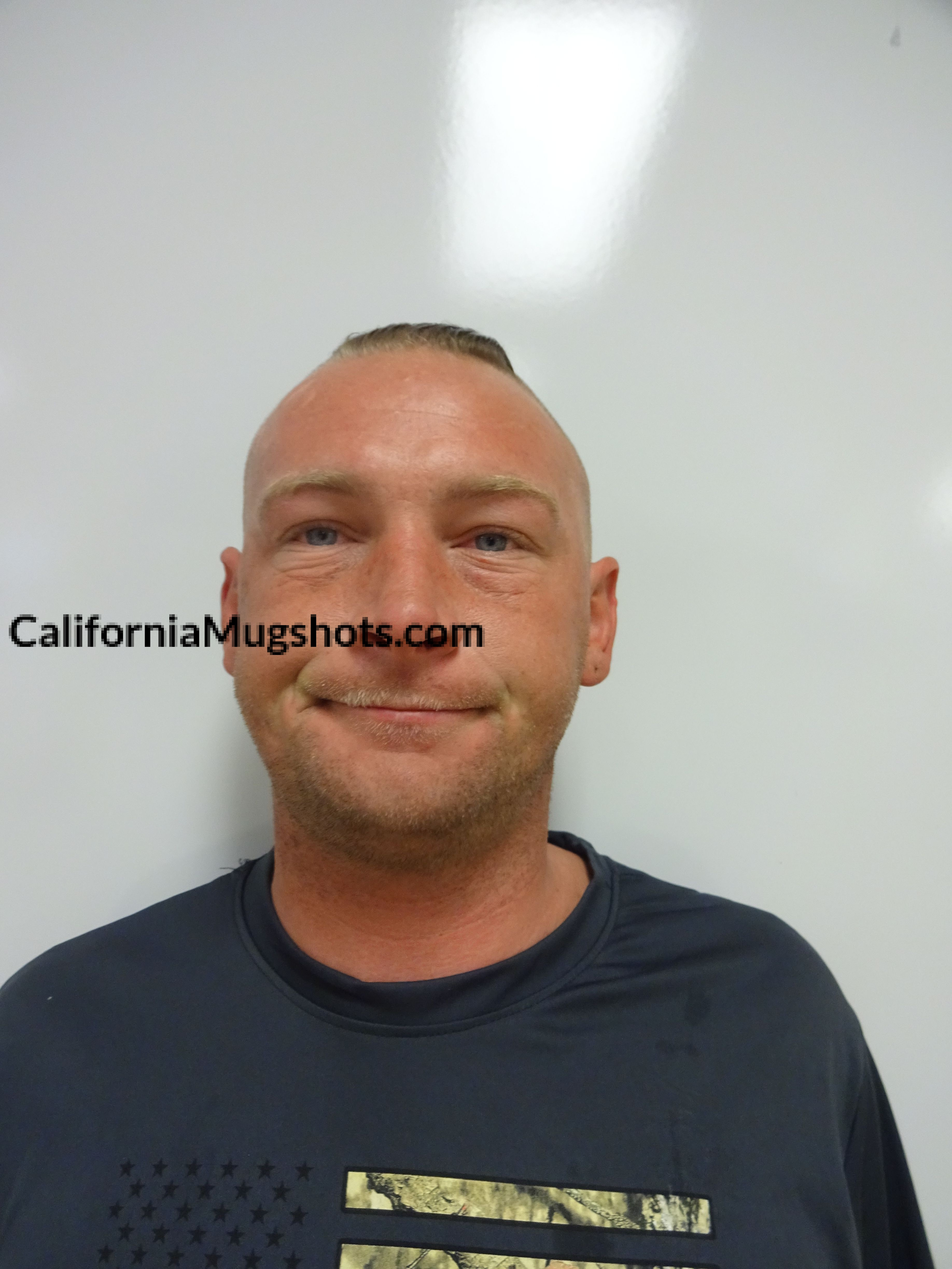 Christopher Sean Leloup arrested in Lake County,CA