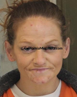 Kari A. Beatty arrested in Tehama County,CA