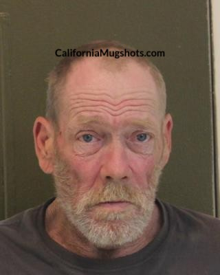 Murray C. Thayer arrested in Tehama County,CA