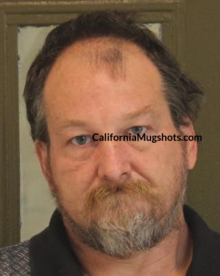 Steven D. Burgard arrested in Tehama County,CA