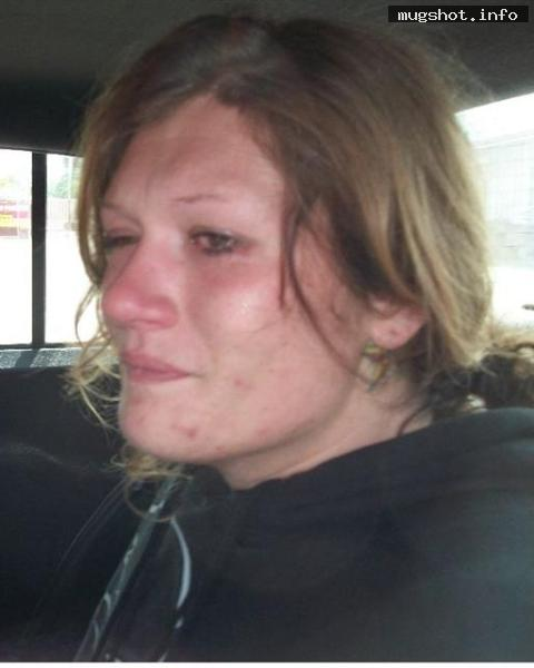 Heather Melissa Chouinard arrested in Oroville,CA