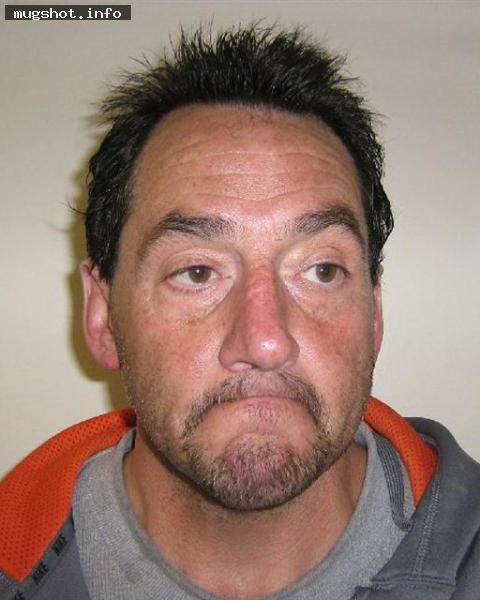 Paul Glen Hanson arrested in Daly City,CA