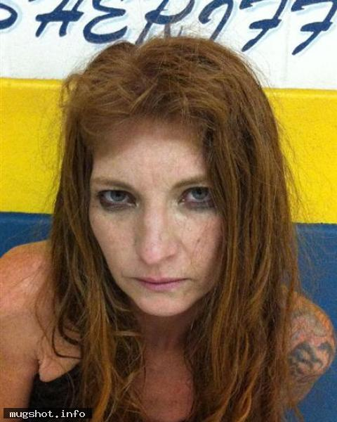 Mia Christina Patterson arrested in Daly City,CA