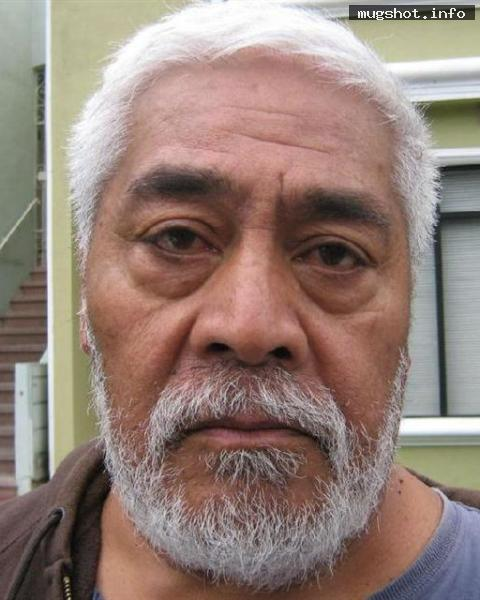 Simoli Faamausili arrested in Daly City,CA