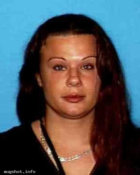 Roni Marie Hyde arrested in Daly City,CA