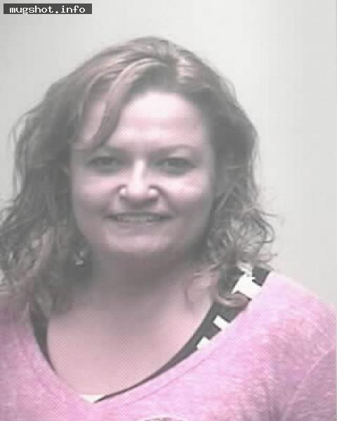 Gina Marie Risenhoover arrested in Sutter County,CA